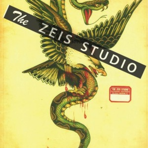 The Zeis Studio Snake-Eagle Poster